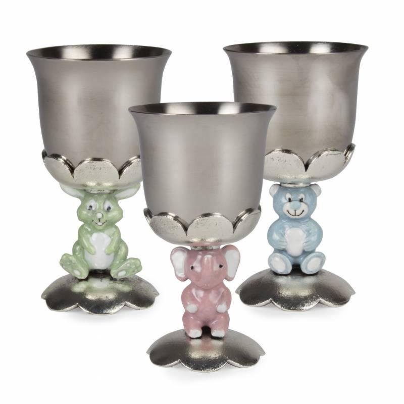 Children Kiddush Cups Set