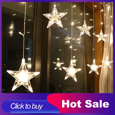 2.5M LED Christmas Lights