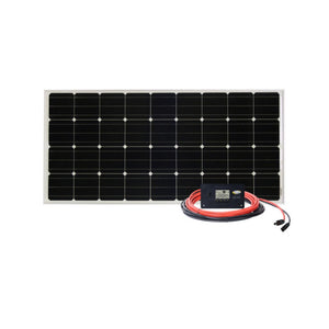 Go Power 190 Watt / 9.3 Amp Solar Kit 30w Blue Tooth Control OVERLANDER