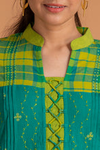 Load image into Gallery viewer, Ruma Devi Collection-Casual Kurti with Bottom Pants