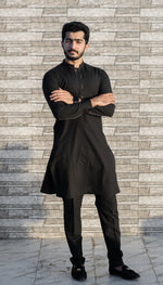 Load image into Gallery viewer, Premium Ethnic Wear (Black)