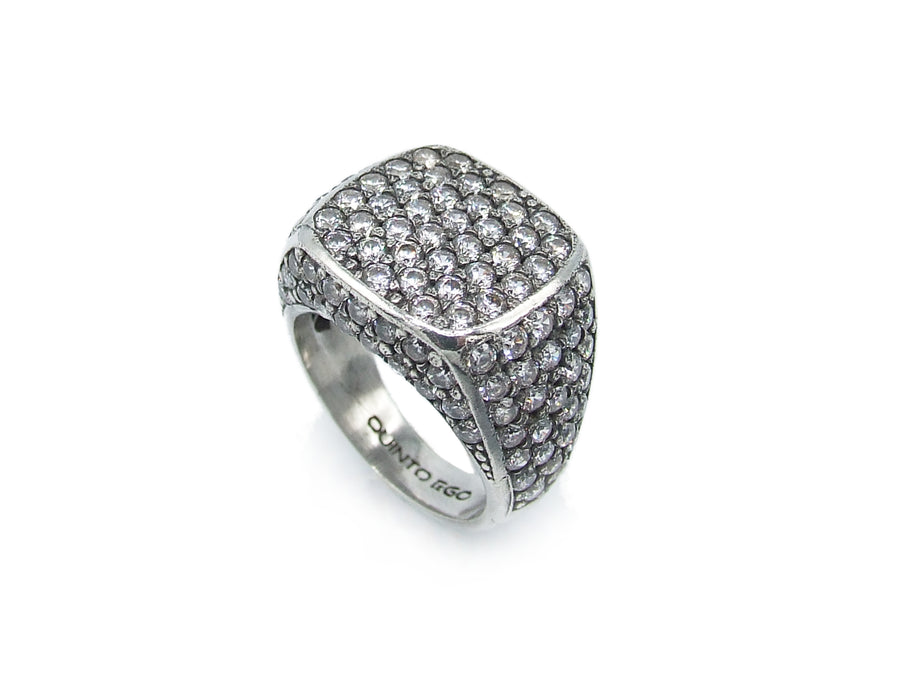 Squared Ring & Gems
