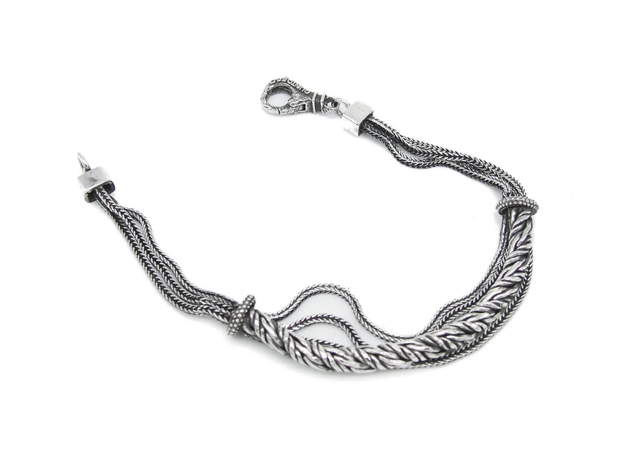 Bracciale Twist Foxtails