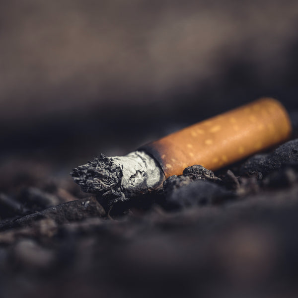 Transition Into Quitting Cigarettes