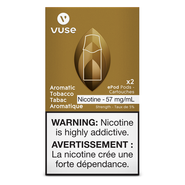 Vuse(Vype) Epod - Aromatic Tobacco