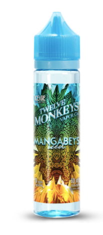 Twelve Monkeys Iced - Mangabeys