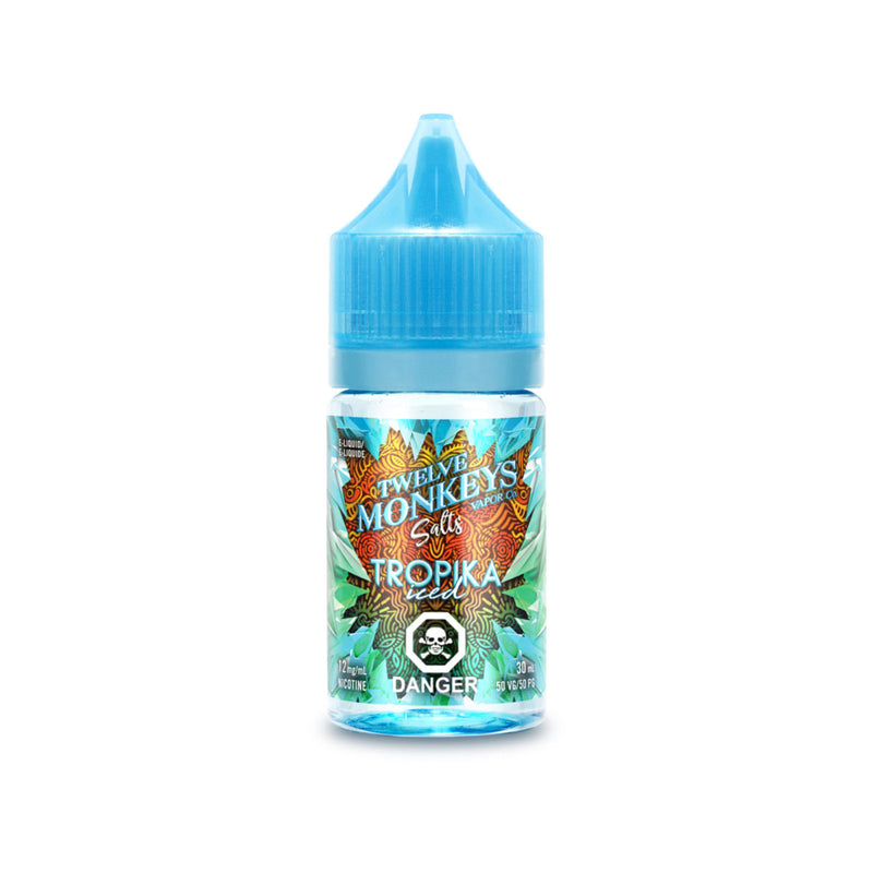 Twelve Monkeys Iced Salt - Tropika