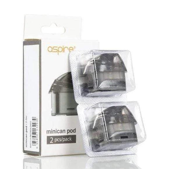 Aspire - Minican Replacement Pods