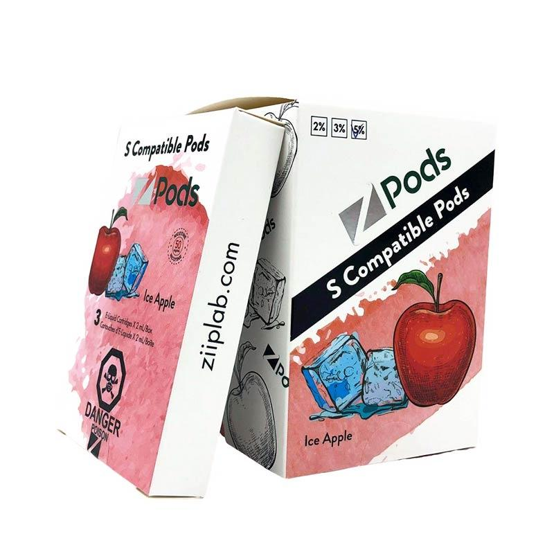 Stlth Z pods - Ice Apple