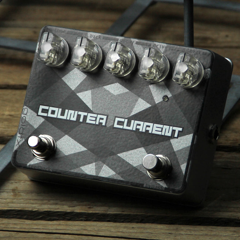 COUNTER CURRENT/SHATTERED PRISM EDITION (REVERB.COM RELEASE EXCLUSIVE) - REVERB / MOMENTARY FEEDBACKER