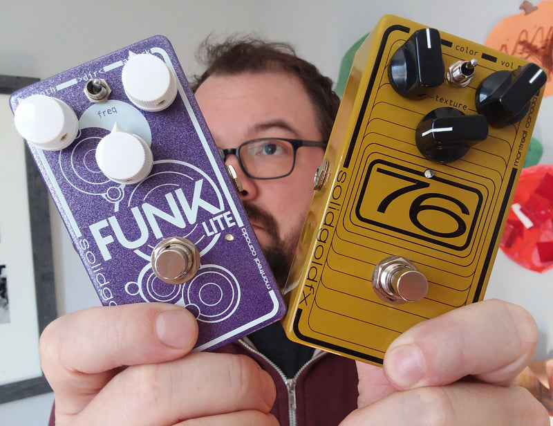 Filter Or Fuzz - Which Comes First?