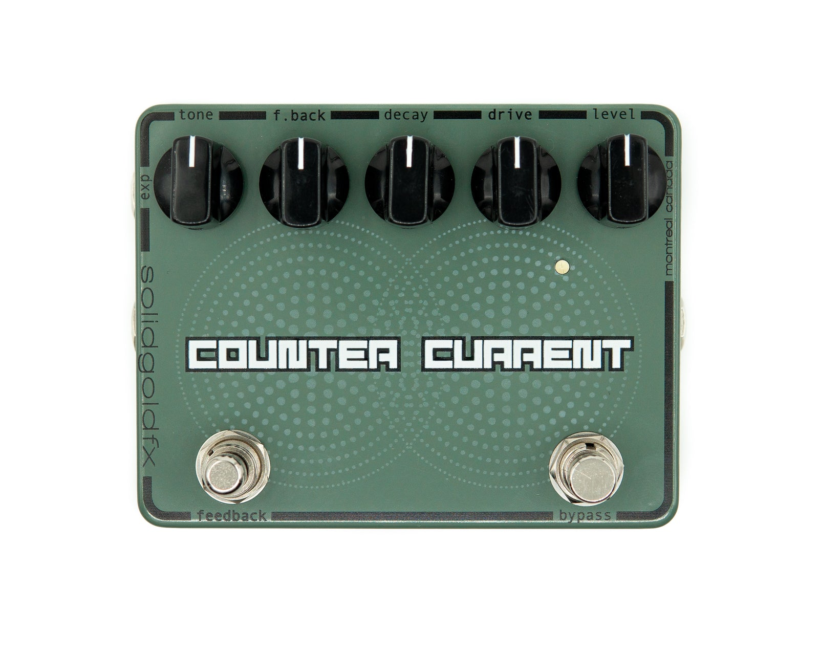 COUNTER CURRENT - REVERB / MOMENTARY FEEDBACKER