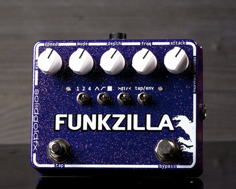 IF 6 WAS 9 - BC108 FUZZ
