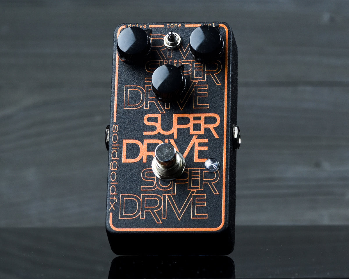 SUPERDRIVE - CUSTOM SHOP LTD REISSUE