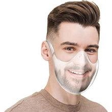 Load image into Gallery viewer, Polycarbonate Transparent Face Mask - The Mask Angel
