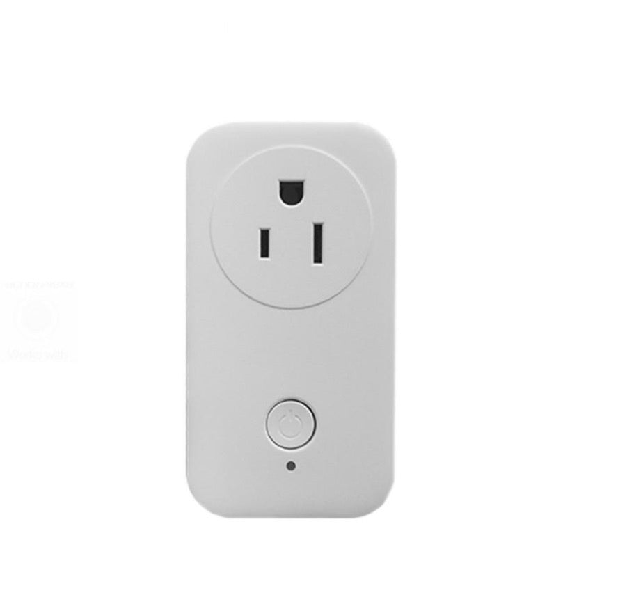 Smart WiFi Plug Adapter US Format