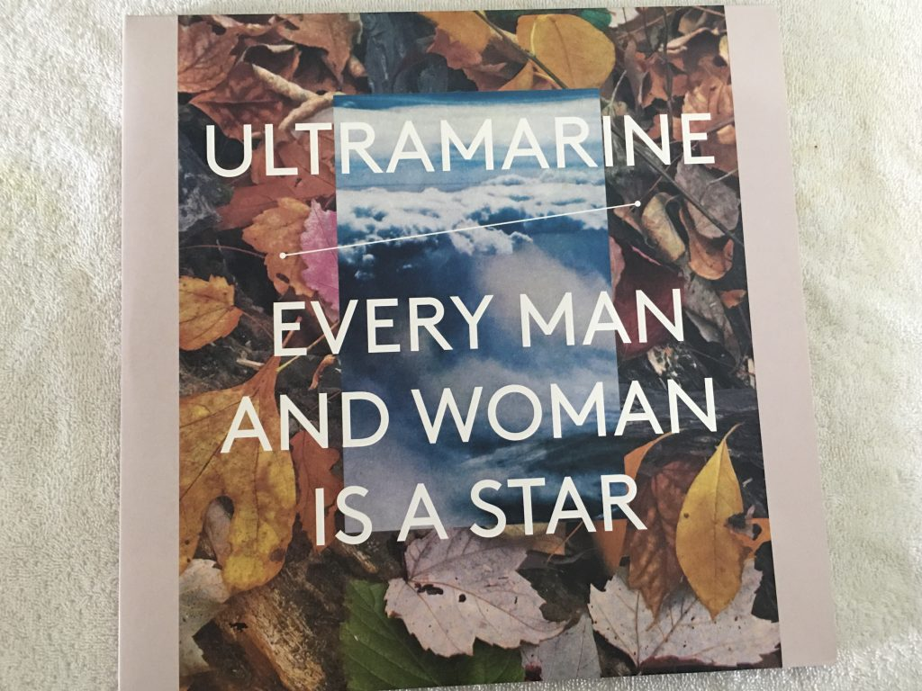 Ultramarine ‎– Every Man And Woman Is A Star, 2x Vinyl LP + 12