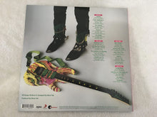Load image into Gallery viewer, Steve Vai ‎– Passion And Warfare - 25th Anniversary Limited Edition, 2x Clear Vinyl LP, Friday Music ‎– FRM-68030, 2016, USA
