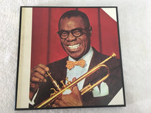Load image into Gallery viewer, Louis Armstrong ‎– Satchmo-...A Musical Autobiography Of Louis Armstrong, Japan Press 4x Mono Vinyl LP Box Set, MCA ‎– 9135, no OBI
