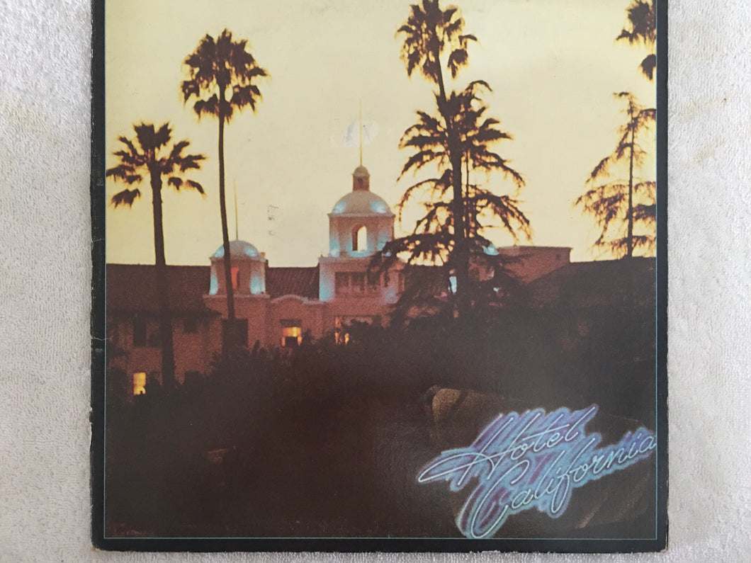 Eagles ‎– Hotel California, Vinyl LP, Asylum Records ‎– 6E-103, 1976, Canada
