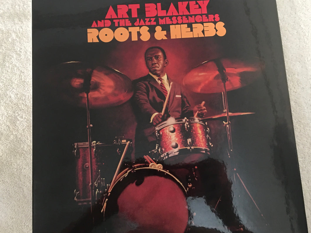 Art Blakey & The Jazz Messengers ‎– Roots & Herbs, Vinyl LP, Blue Note ‎– BST 84347, 2020, USA