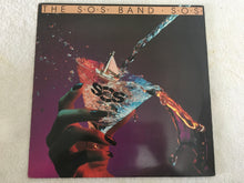 Load image into Gallery viewer, S.O.S. Band ‎– S.O.S, Vinyl LP, Tabu Records ‎– 25AP 1911, 1980, Singapore