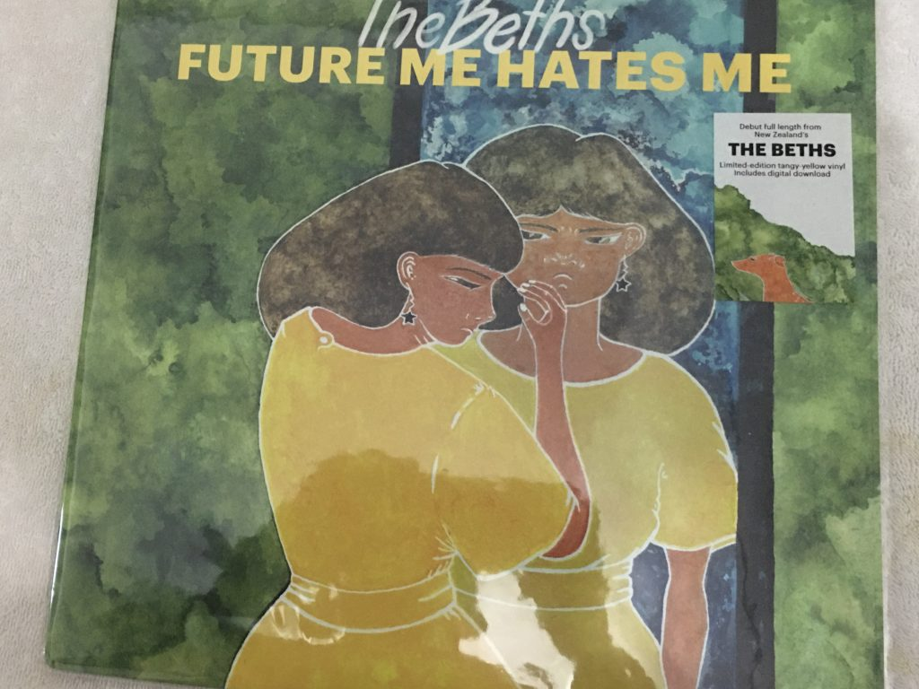 Beths ‎– Future Me Hates Me, Vinyl LP, Carpark Records ‎– CAK128, 2018, USA