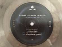 Load image into Gallery viewer, A Winged Victory For The Sullen ‎– The Undivided Five, Clear/Silver Marbled Vinyl LP, Limited Edition, Ninja Tune ‎– ZEN255, 2019, UK