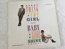 Load image into Gallery viewer, Everything But The Girl ‎– Baby, The Stars Shine Bright, Vinyl LP, WEA ‎– 240966-1, 1986, Germany