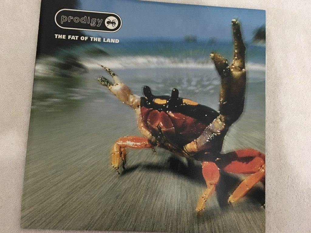 Prodigy ‎– The Fat Of The Land, 2x Vinyl LP, XL Recordings ‎– 8507081, 2000, Germany