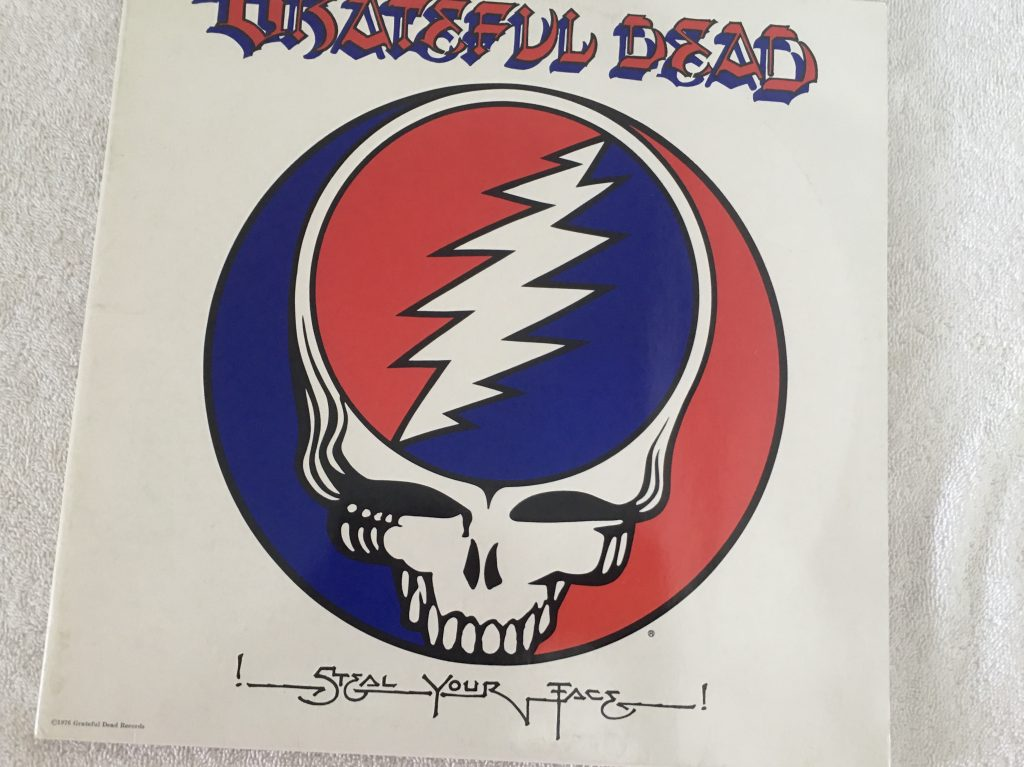 Grateful Dead ‎– Steal Your Face, 2x Vinyl LP, Grateful Dead Records ‎– GDV2 4006, 1989, Germany