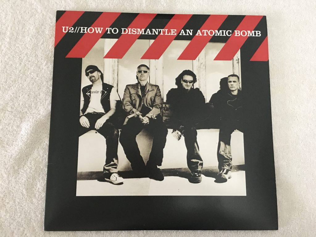 U2 ‎– How To Dismantle An Atomic Bomb, Vinyl LP, Island Records ‎– U 214, 2017, Europe