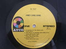 Load image into Gallery viewer, James Gang ‎– Bang, Vinyl LP, ATCO Records ‎– SD 7037, 197, USA