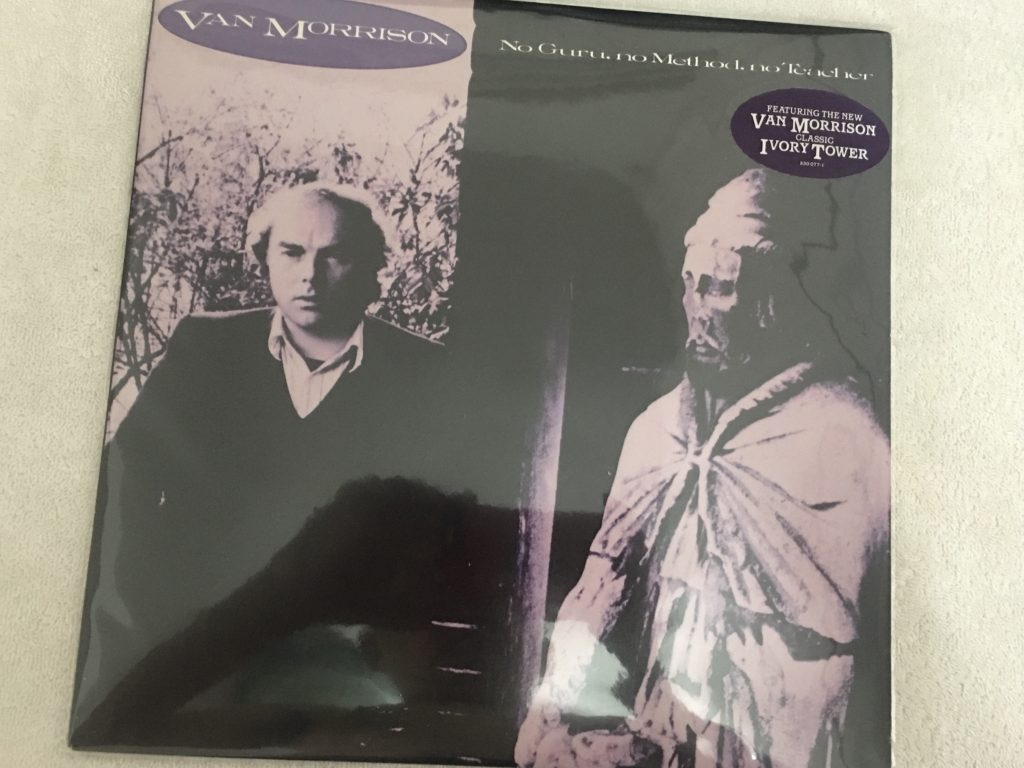 Van Morrison ‎– No Guru, No Method, No Teacher, Vinyl LP, Mercury ‎– 830 077-1 M-1, 1986, USA