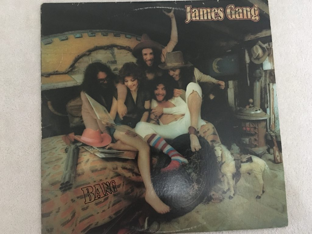 James Gang ‎– Bang, Vinyl LP, ATCO Records ‎– SD 7037, 197, USA