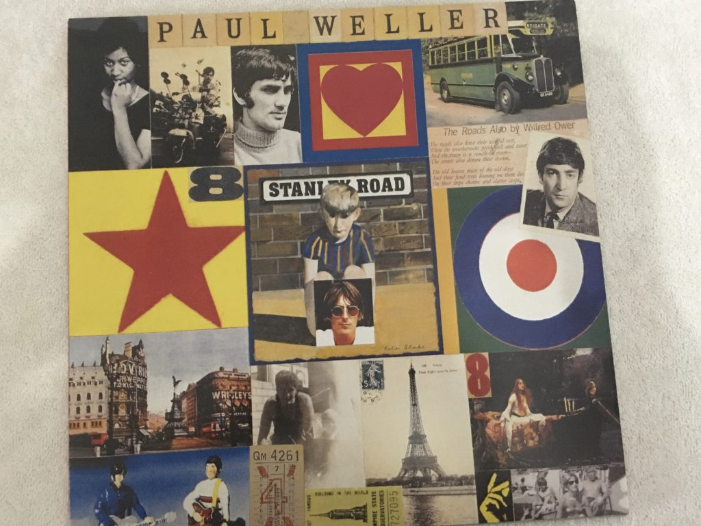 Paul Weller ‎– Stanley Road, Vinyl LP, Island Records ‎– 4797826, 2017, Europe