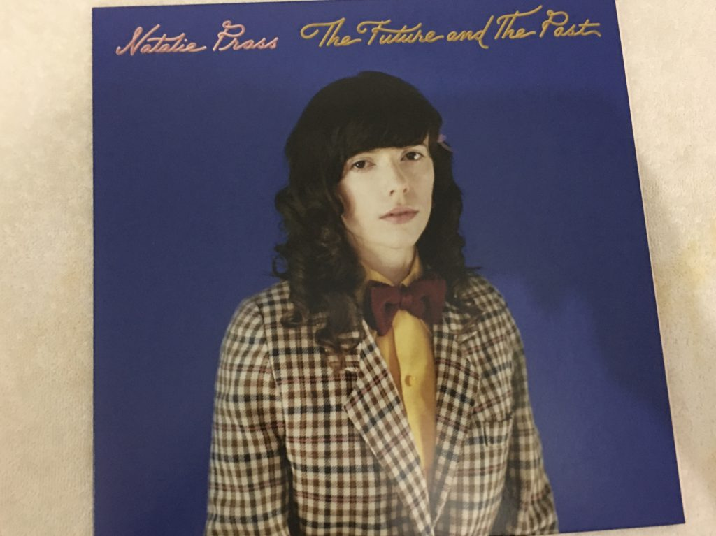 Natalie Prass ‎– The Future And The Past, Red Vinyl LP, ATO Records ‎– ATO0421, 2018, USA
