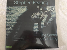 Load image into Gallery viewer, Stephen Fearing ‎– The Secret Of Climbing, Brand New Vinyl LP, Rega ‎– ENS 004, 2018, UK