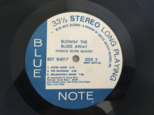 Load image into Gallery viewer, Horace Silver Quintet & Trio ‎– Blowin' The Blues Away, Vinyl LP, Blue Note ‎– BST 84017, USA