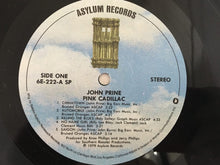 Load image into Gallery viewer, John Prine ‎– Pink Cadillac, Vinyl LP, Specialty Records Pressing, Asylum Records ‎– 6E-222, 1979, USA