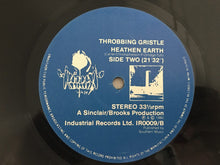 Load image into Gallery viewer, Throbbing Gristle ‎– Heathen Earth, Vinyl LP, Industrial Records ‎– IR0009, 1980, UK