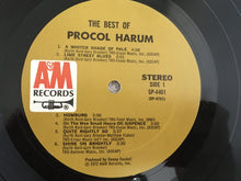 Load image into Gallery viewer, Procol Harum ‎– The Best Of Procol Harum, Vinyl LP, A&M Records ‎– SP-4401, 1972, USA