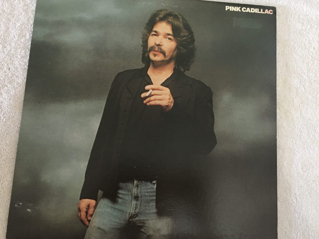 John Prine ‎– Pink Cadillac, Vinyl LP, Specialty Records Pressing, Asylum Records ‎– 6E-222, 1979, USA