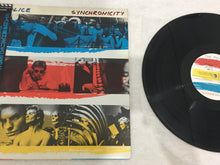 Load image into Gallery viewer, Police ‎– Synchronicity, Japan Press Vinyl LP, A&M Records ‎– AMP-28075, 1983, with OBI