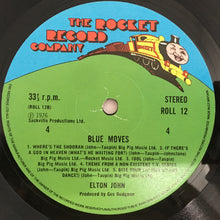 Load image into Gallery viewer, Elton John ‎– Blue Moves, 2 x Vinyl LP, The Rocket Record Company ‎– ROSP 1, 1976, UK