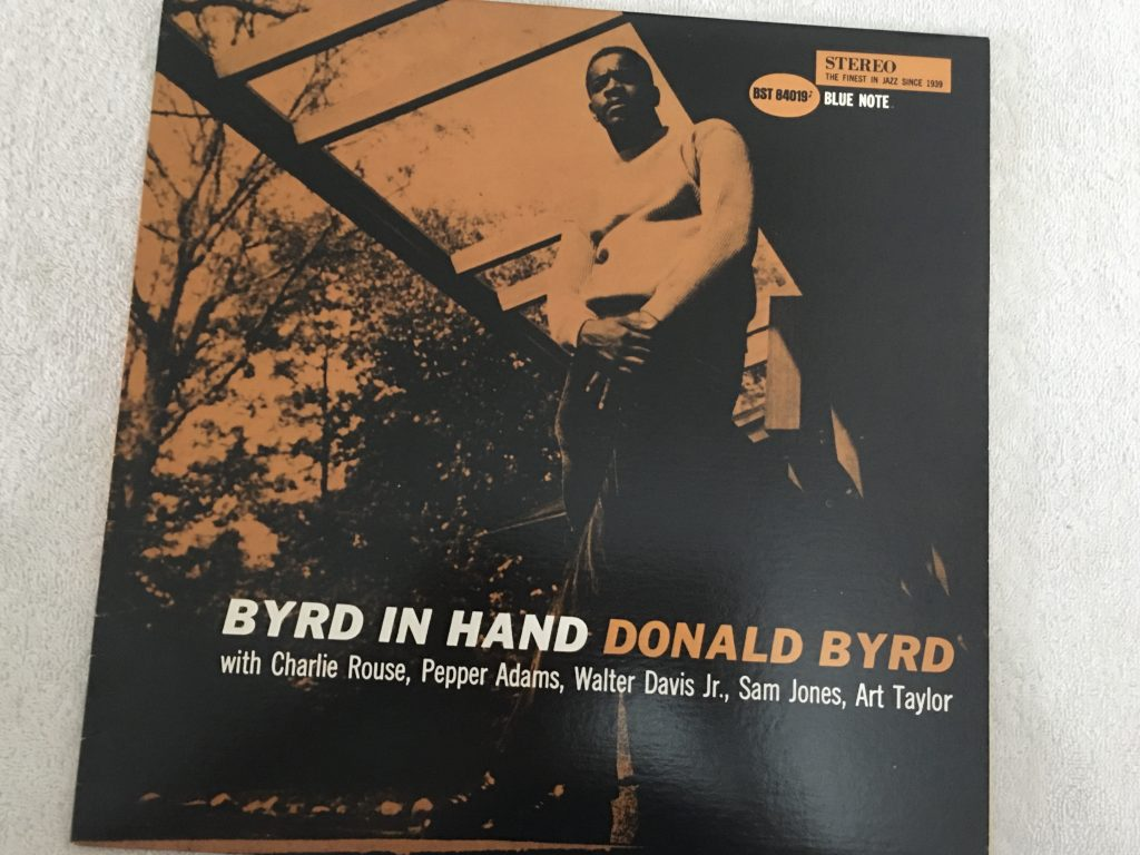 Donald Byrd ‎– Byrd In Hand, Vinyl LP, Cadre Rouge Audiophile Edition, Blue Note ‎– BST 84019, 1985, USA