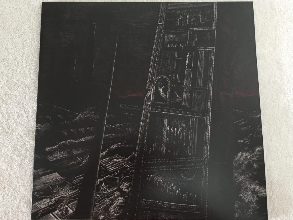 Deathspell Omega ‎– The Furnaces Of Palingenesia, Vinyl LP, Norma Evangelium Diaboli ‎– NED047, 2019, France