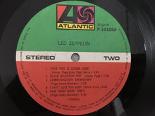Load image into Gallery viewer, Led Zeppelin ‎– Led Zeppelin, Japan Press Vinyl LP,  Atlantic ‎– P-10105A, 1976, with OBI