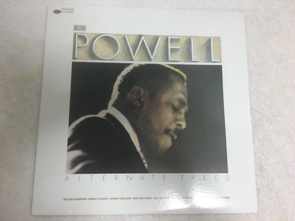 Bud Powell ‎– Alternate Takes, Vinyl LP,  Blue Note ‎– BST 84430, 1985, France