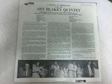 Load image into Gallery viewer, Art Blakey Quintet ‎– A Night At Birdland Volume 1, Vinyl LP, Blue Note ‎– BST 81521, 1973, USA